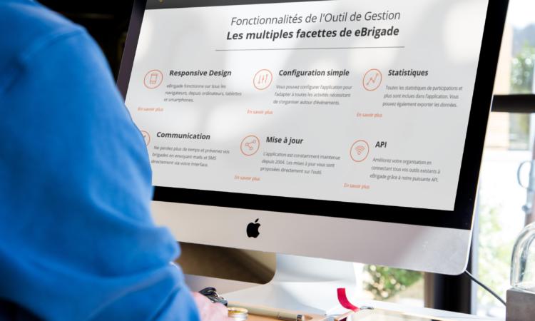 eBrigade apporte du renouveau à son logiciel de gestion
