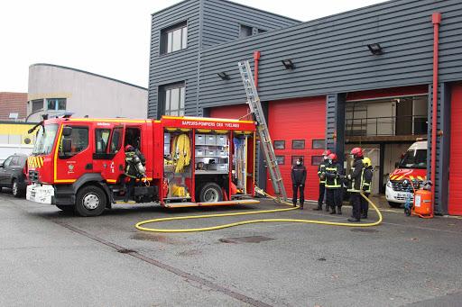 Centres de secours de sapeurs pompiers volontaires